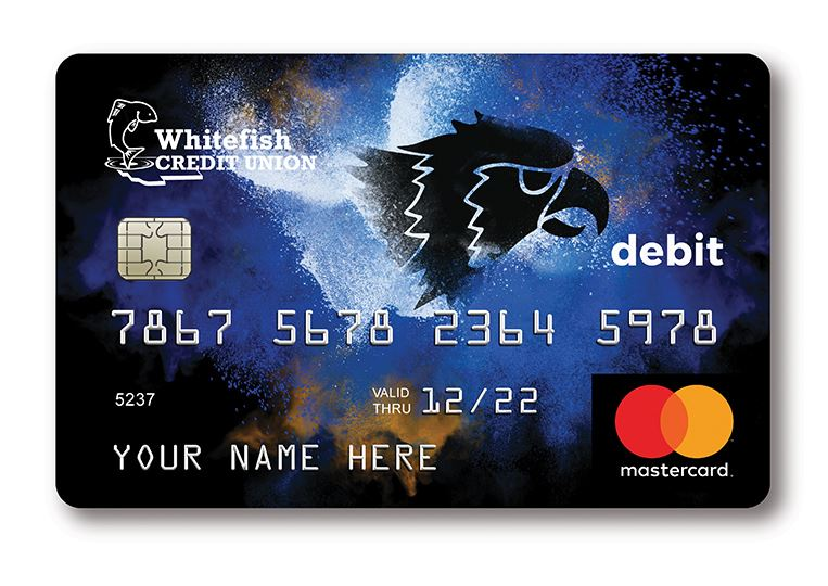 BLUEHAWKS Debit Card