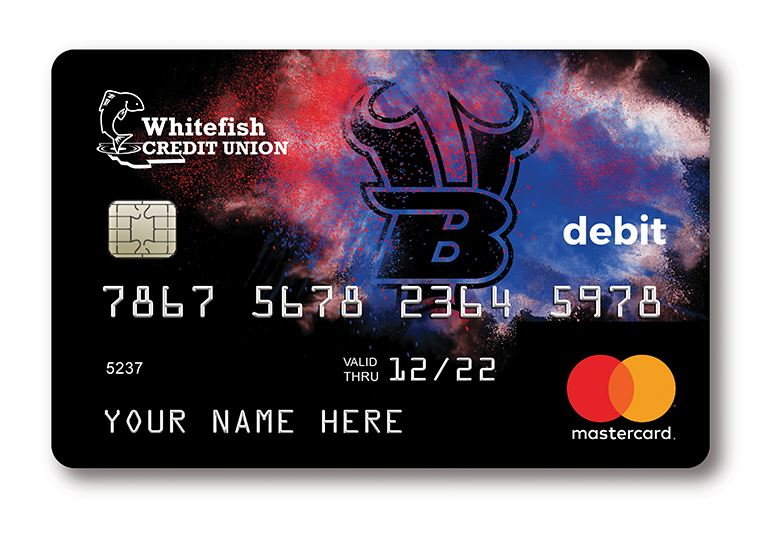 VIKINGS Debit Card